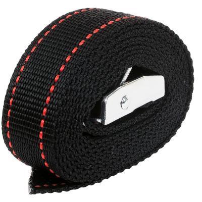 Courroie de tension FLADEN 2.0m noir / rouge