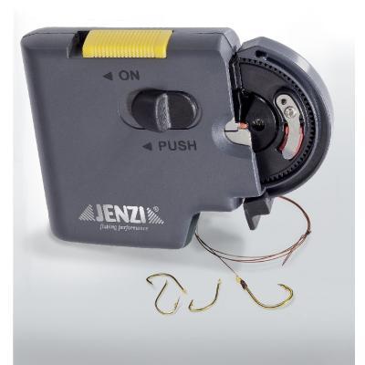 JENZI hook tying automat / machine, electric