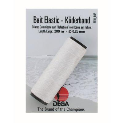 DEGA Bait-Elastic-Band 200 m, 0,15 mm