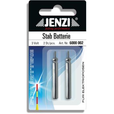 Pile JENZI stick 3 volts 2ème pièce / désignation SB CR435