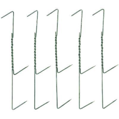 JENZI smoking hooks, rustproof, 5 pieces