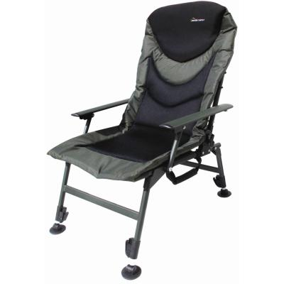 JENZI Ground Contact Comfort Chair with Armrest
