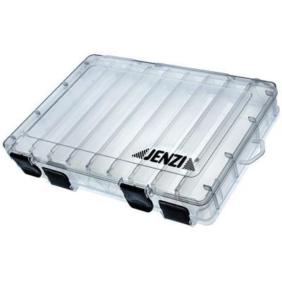 JENZI Kst.-Box,trans.V-Eins. 350x230