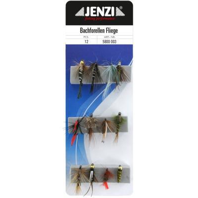 JENZI brown trout fly