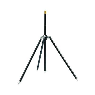 Lampe trépied JENZI, grand, noir, longueur 41-70 cm