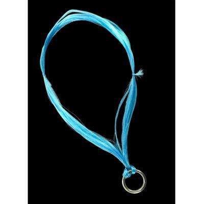 DEGA Hornh, Fäden 10 / SB, Springr. bleu