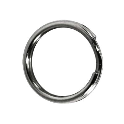 JENZI Strong anneaux de saut en acier inoxydable, taille 12