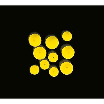 DEGA buoyancy balls yellow