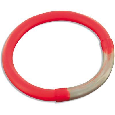 JENZI ring bite indicator (suitable for glow stick) flour-orange