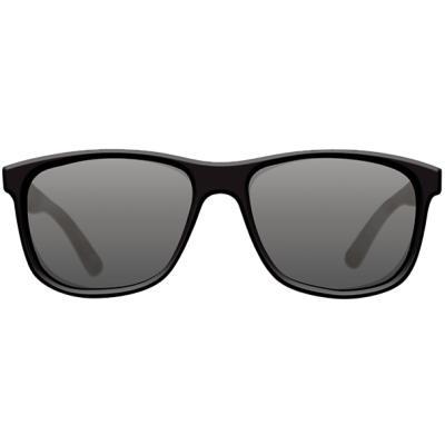 Lunettes de soleil Korda Classics Matt Black Shell Grey Lens