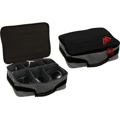 Mikado Roll Bag - (38X29X13cm) - Black