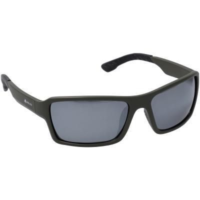 Mikado Sunglasses - Polarized - 0244 - Gray Mirror Effect