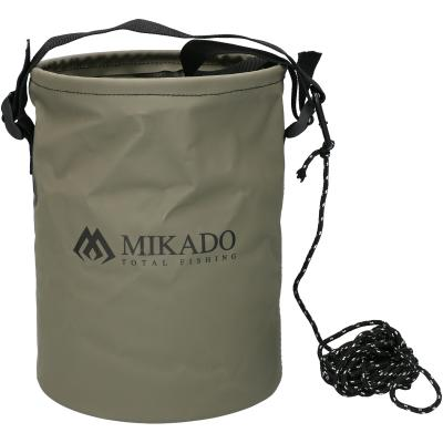 Mikado foldable bucket with cord