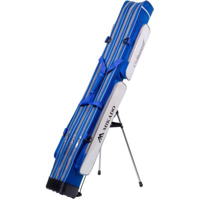 Mikado rod case - Surfcasting 3 compartments 150cm