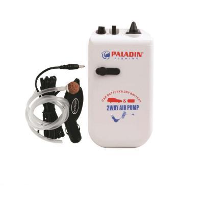 Paladin bait pump car charger