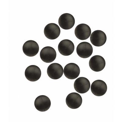 Caoutchouc Paladin noir 4mm SB20