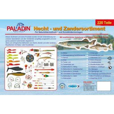 Paladin Pike Zander range