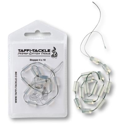 Taffi-Tackle Stopper 4x10 (Big size silicon)5
