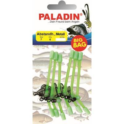 Paladin Big Bag Spacer - Anti Tangle Boom plastique vert 10cm SB6