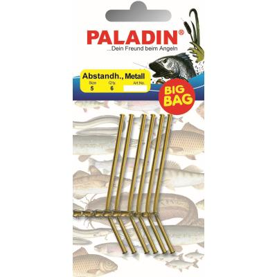 Paladin Big Bag Spacer - Anti Tangle Boom Metal Brass 8cm SB6