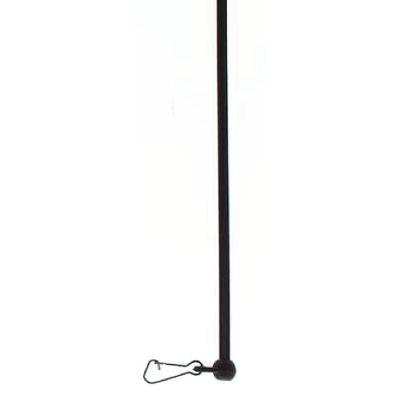 Paladin Spacer - Anti Tangle Boom Plastic straight black 15cm SB3
