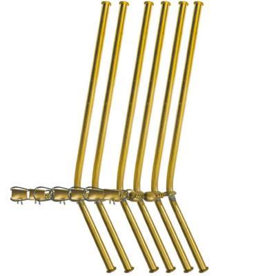 Paladin Spacer - Anti Tangle Boom Metal curved 14cm SB2