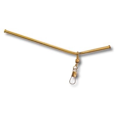 Paladin Spacer - Anti Tangle Boom Metal curved 24cm