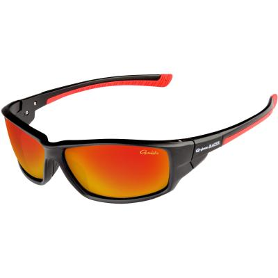 Gamakatsu G-Glasses Racer Gray Red Mirror