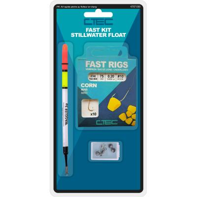 Ctec Fast Kit Stillwater Float