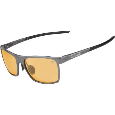 Gamakatsu G-Glasses Alu Ambre