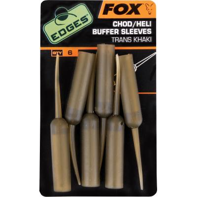 FOX Edges Chod /Heli Buffer Sleeve x 6