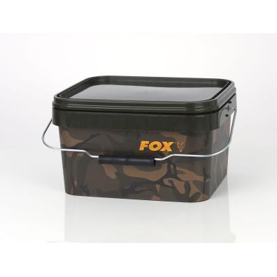 FOX Camo Square Bucket 5L