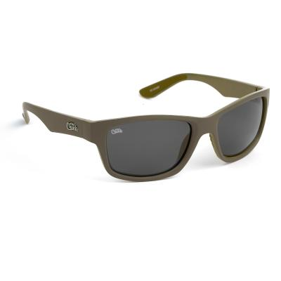 FOX Chunk Sunglasses khaki / grey lense