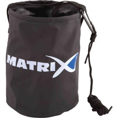 Matrix foldable water bucket incl. Cord