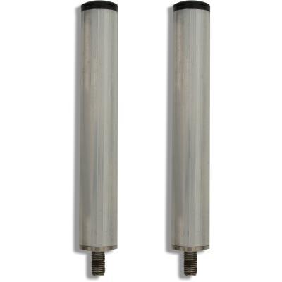 Extension de jambe Matrix 25mm 30cm x 2 avec couvercles à vis