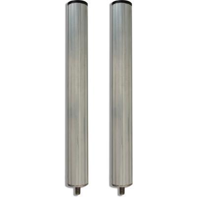 Extension de jambe Matrix 36mm 30cm x 2 avec couvercles à vis