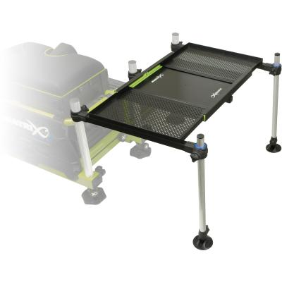 Matrix extending side tray inc inserts and 2 x adj legs.