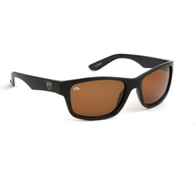 Fox Rage Sunglasses matt black / brown lense