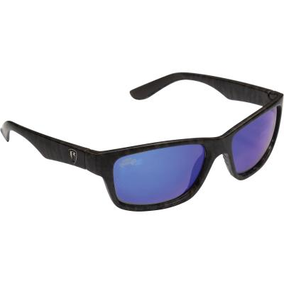 Fox Rage Camo Sunglassed gray lense mirror blue