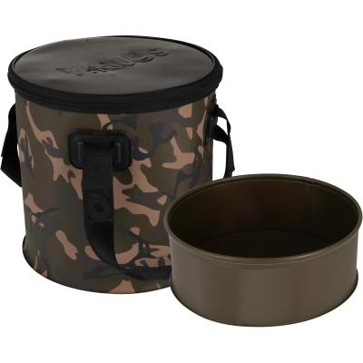 Fox Aquos Camolite bucket and insert - 12 L