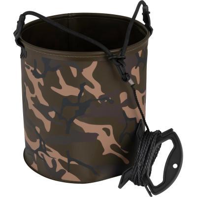Fox Aquos Camolite water bucket