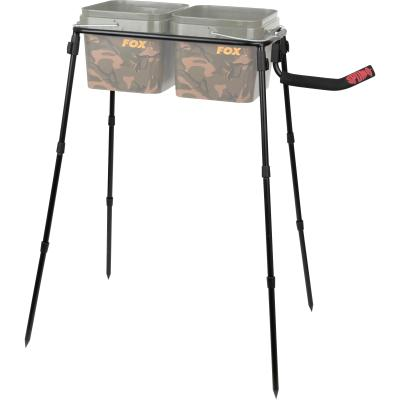 Spomb double bucket stand kit