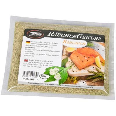 Sänger smoking spice wild garlic 100g