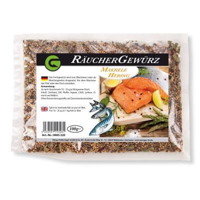 Sänger fish spice herring & mackerel 100g