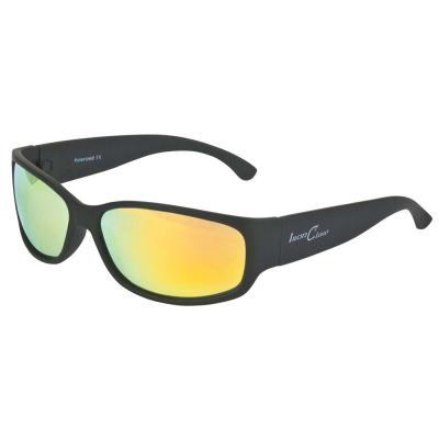 Iron Claw Pol-Glasses gray-yellow