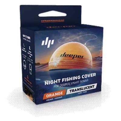 Housse de pêche de nuit Deeper Deeper (orange)
