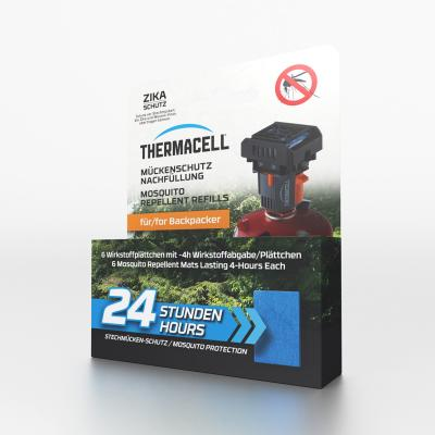 Thermacell refill pack for BP 24h M24
