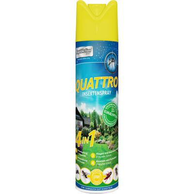 Rapid Action Quattro Spray 600ml