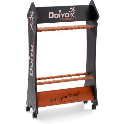 Doiyo Promotion rod stand for 26 rods
