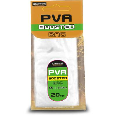 Anaconda Boosted PVA Bags 20pcs. 50x110mm